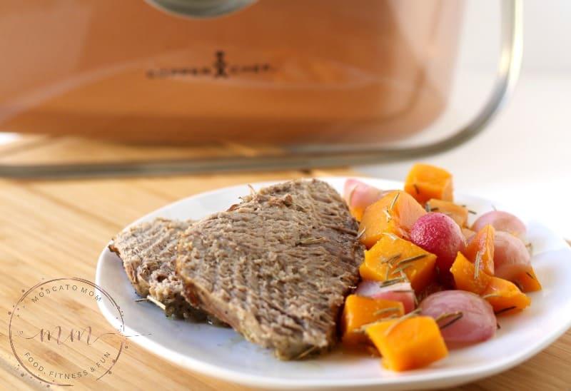 rosemary roast beef