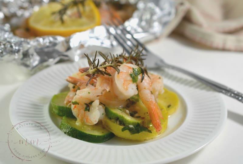 shrimp foil pack dinner