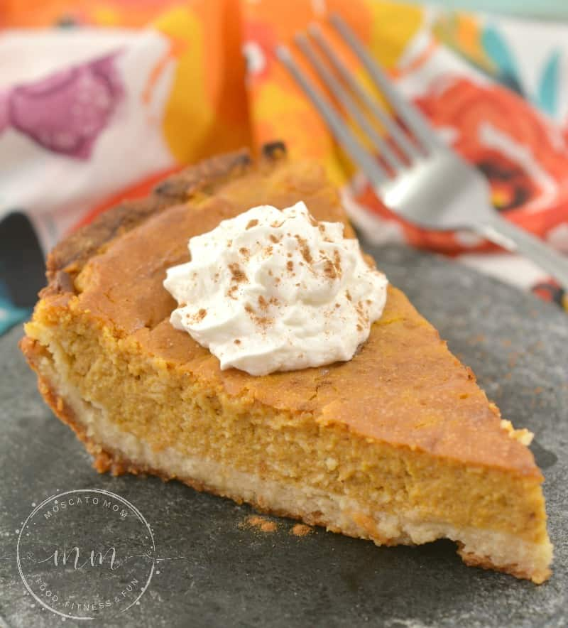 easy low carb pumpkin pie