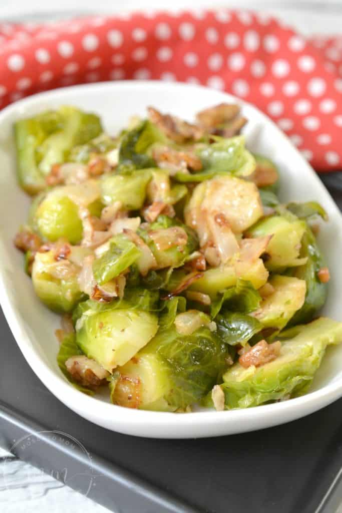 keto brussels sprouts