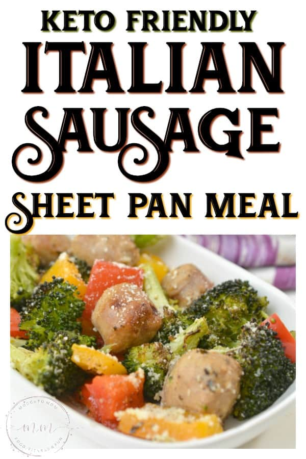 italian sausage sheet pan meal