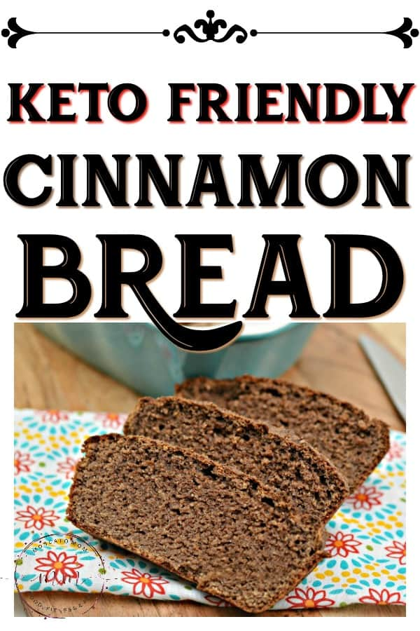 low carb cinnamon bread recipe