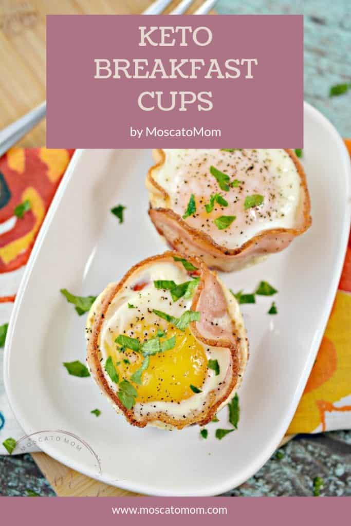 keto breakfast cups