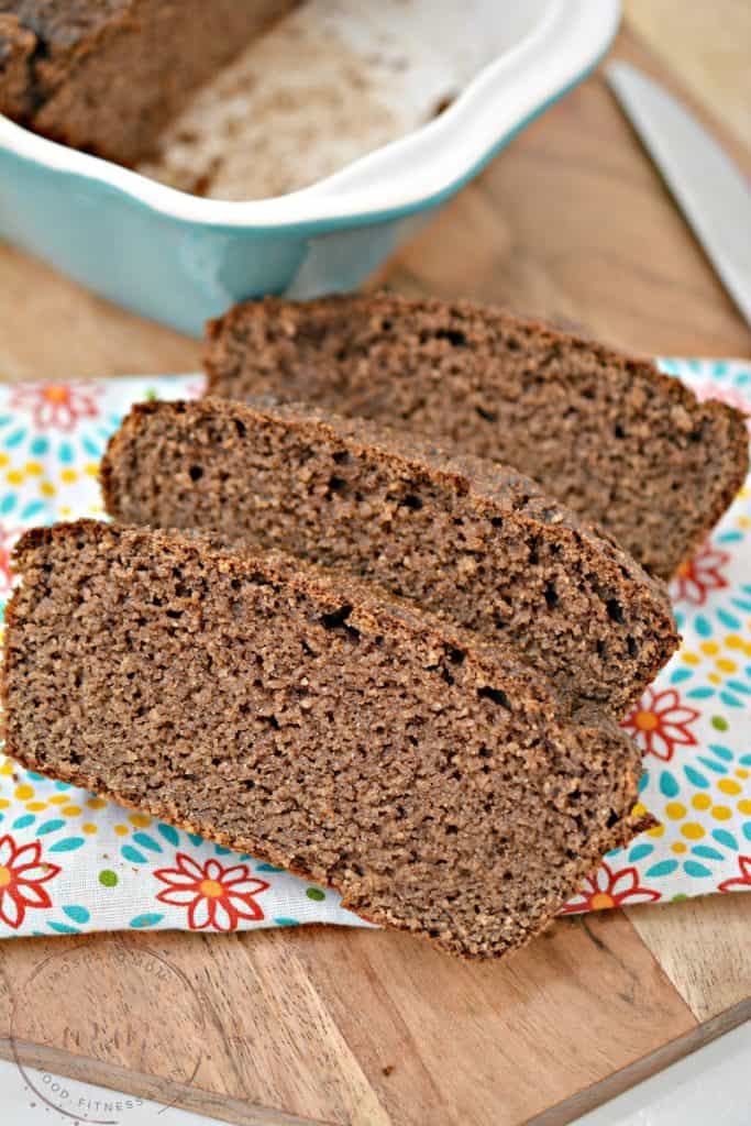 low carb cinnamon bread
