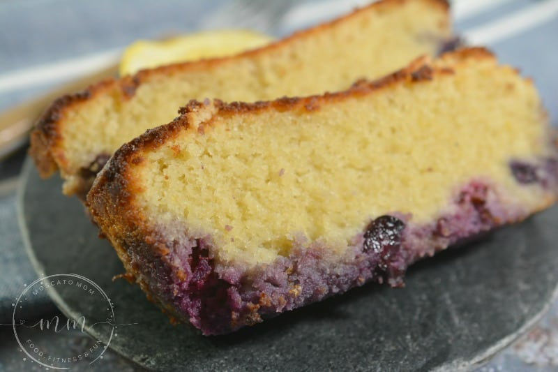 keto lemon blueberry bread recipe