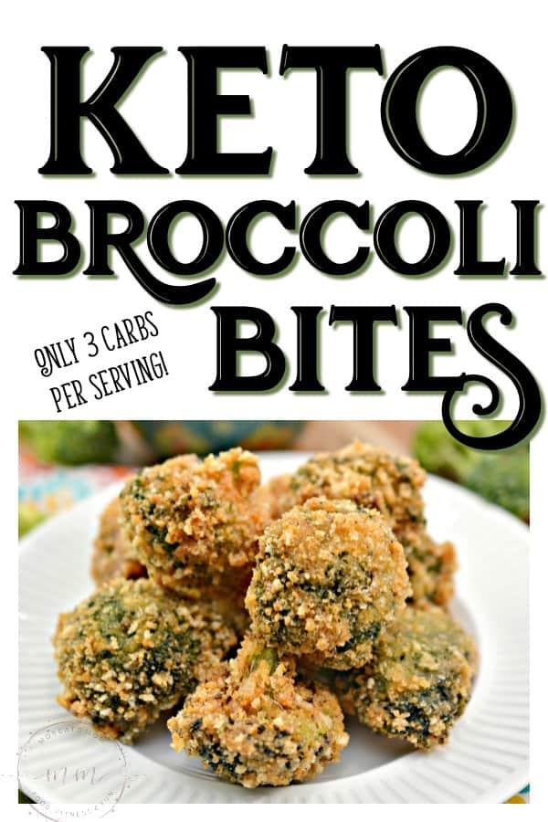 keto broccoli bites