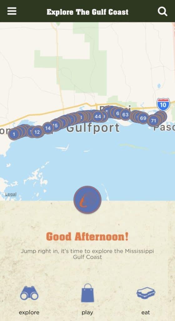 my gulf coast app