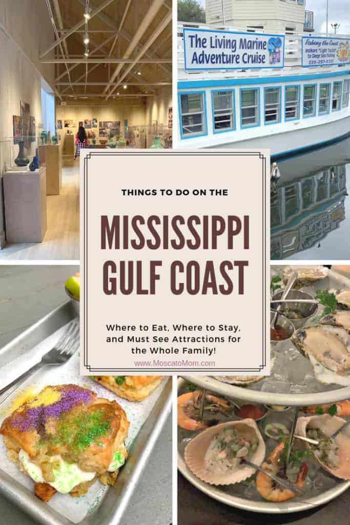 things to do one the mississippi gulf coast