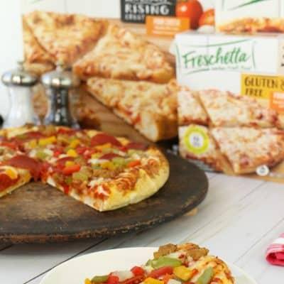 The Best Frozen Pizza Comes From Freschetta