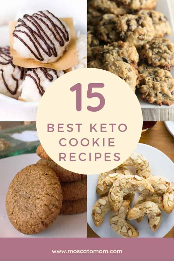keto cookies recipes