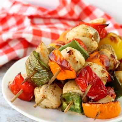 Low Carb Chicken Kabob Marinade