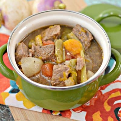 Instant Pot Low Carb Beef Stew