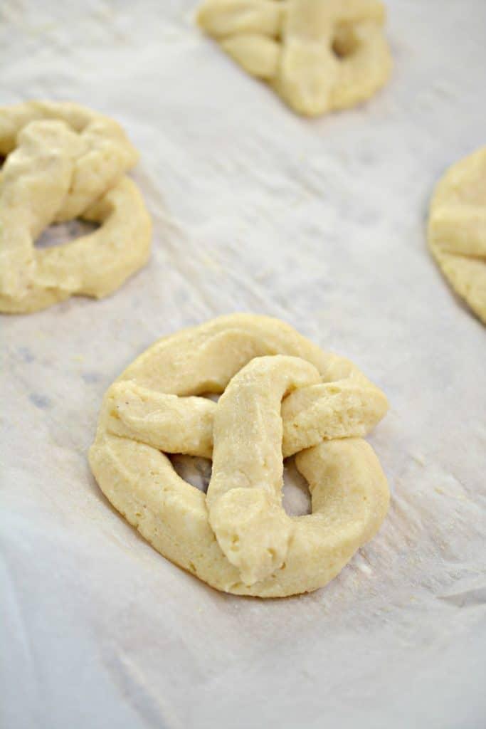 low carb pretzels