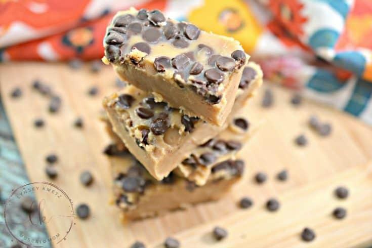 Keto Peanut Butter Fudge