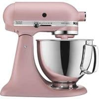 KitchenAid KSM150PSDR Artisan Stand Mixers, 5 quart, Matte Dried Rose