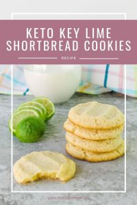 easy keto shortbread cookies