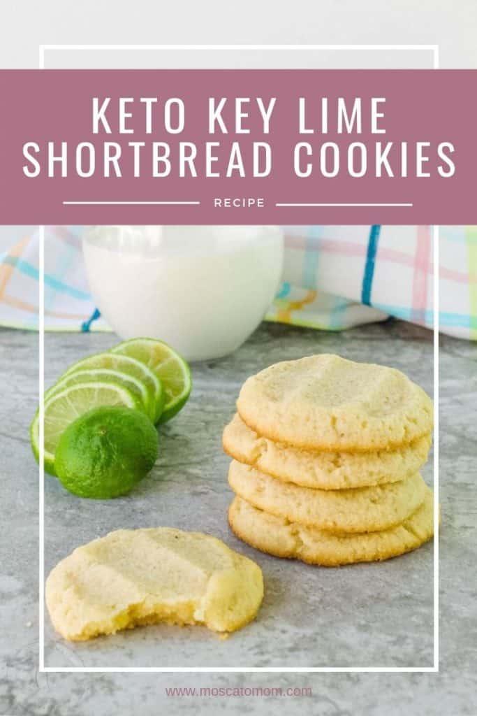 easy keto shortbread cookies
