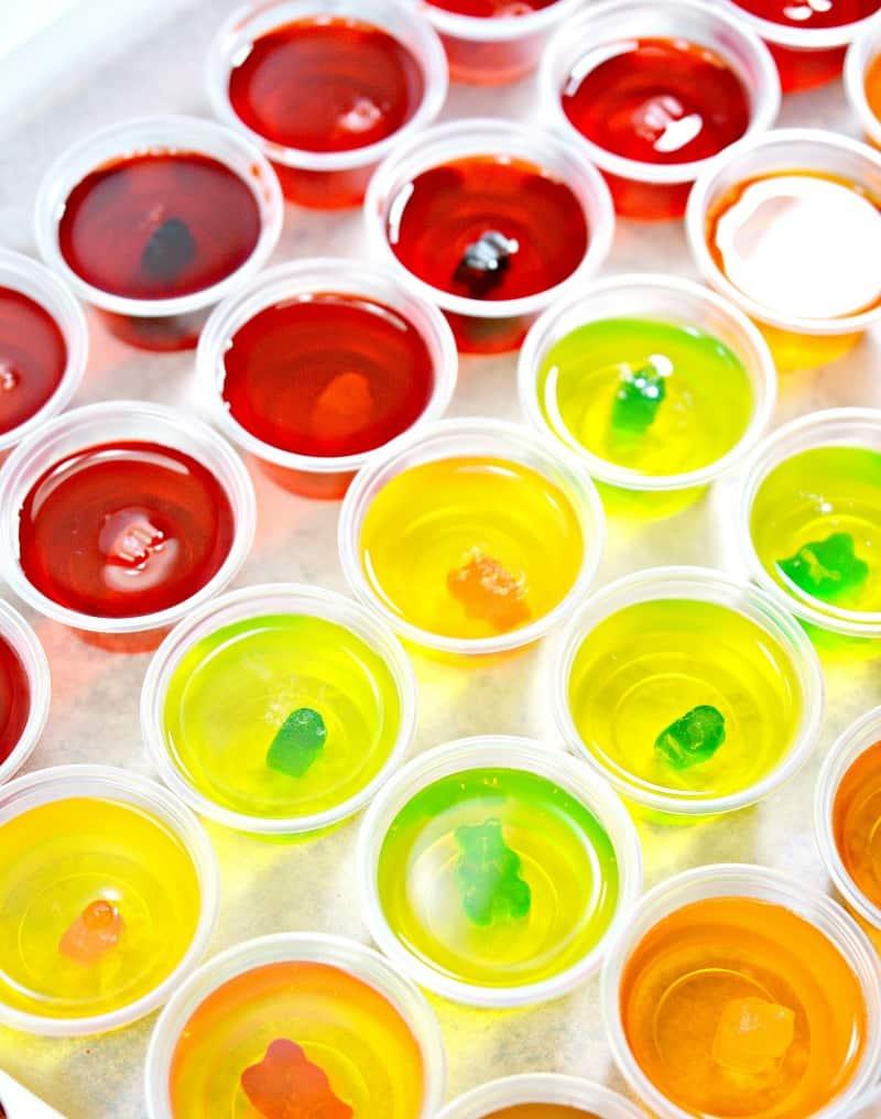 keto jello shots