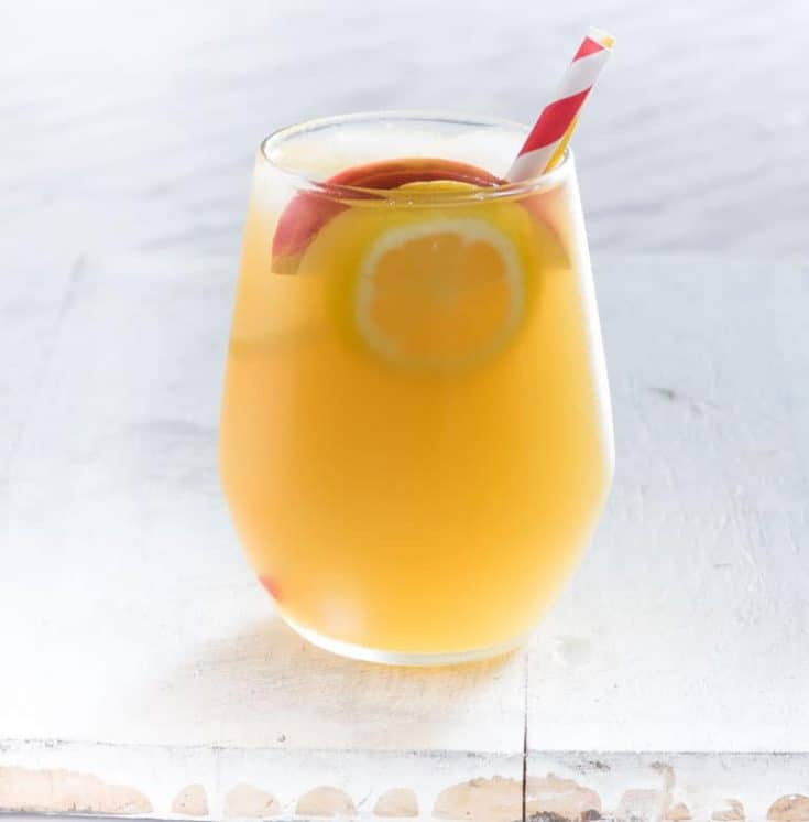 Spiced Apple Cocktail Recipe