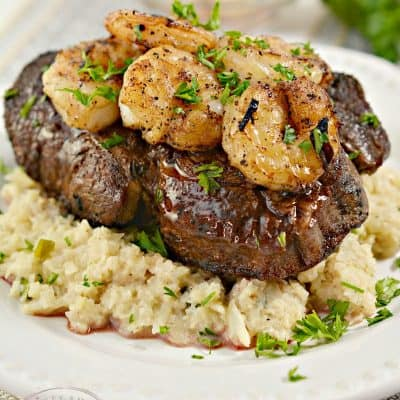 keto surf and turf