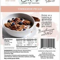 Lolli's Low Carb Granola