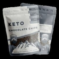 Explorado Market - Keto Chocolate Chips (12oz) - Low Carb Chocolate