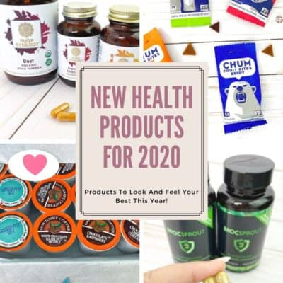 Hot New Health Products for 2020