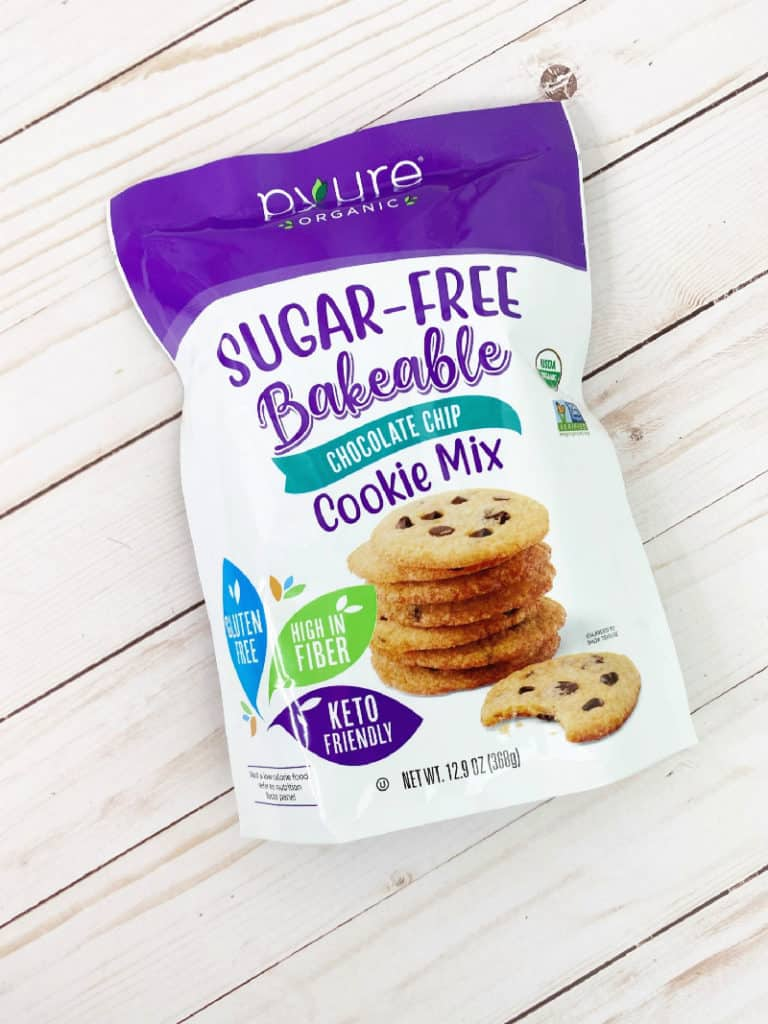 keto cookie mix