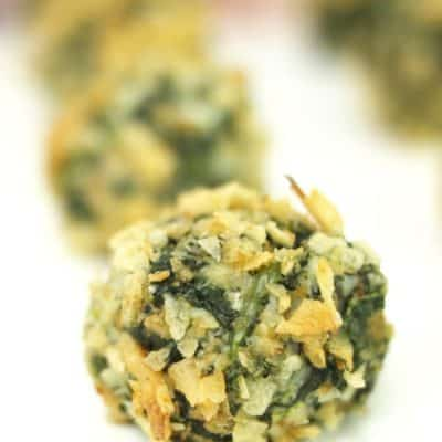 Easy Spinach Bites Appetizer Recipe
