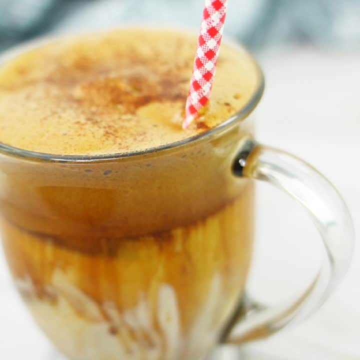 Keto Whipped Coffee - Dalgona Recipe