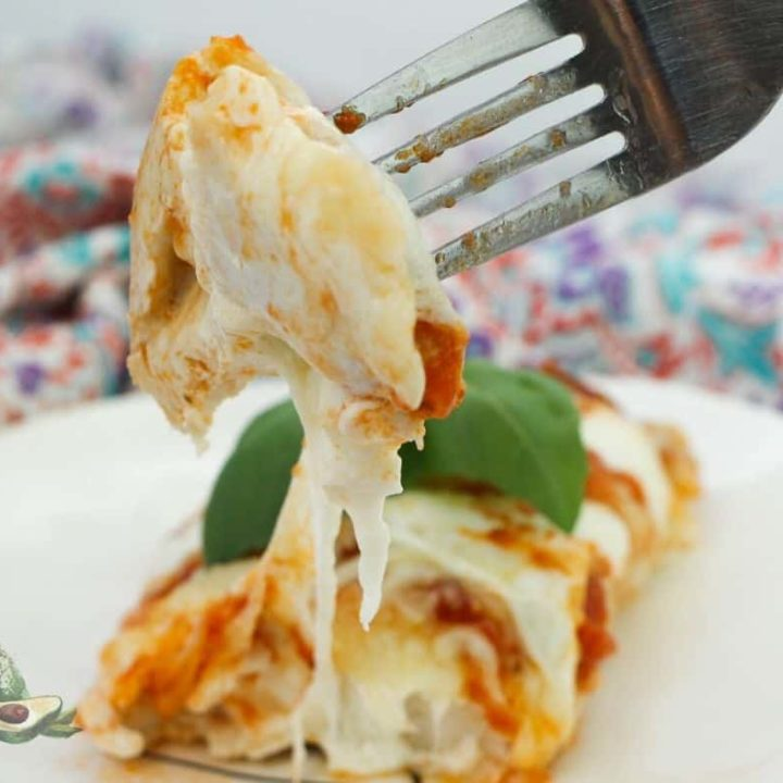 Pizza Stuffed Hasselback Chicken